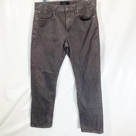 Lucky Brand Mens 32 Jeans 121 Heritage Slim Fit Br